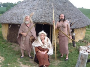 hairy people of the bronze age