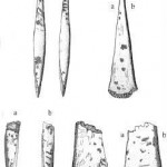 Chisels and axes from Yümüktepe.